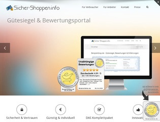 Beispielshop.de - Gütesiegel, Bewertungen, Erfahrungen