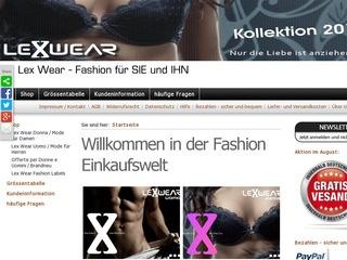 Lex Wear - Gütesiegel, Bewertungen, Erfahrungen