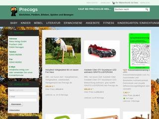 Precogs.de - Gütesiegel, Bewertungen, Erfahrungen